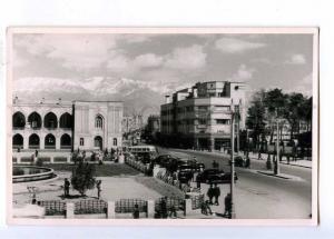 193103 IRAN Persia TEHRAN cars Vintage photo LEONAR postcard