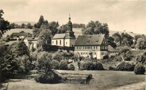 Germany Friedebach foto AK 1961