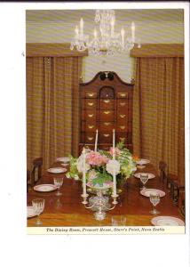 Dining Room, Prescott House, Starr's Point, Nova Scotia, Interior