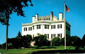 Maine Thomaston Montpelier Restored Home Of General Knox Of Revolutionary War...