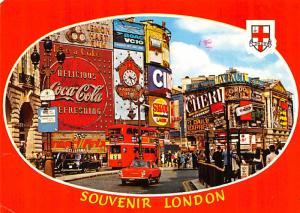 London - Coca Cola