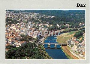 Modern Postcard Dax (Landes) View Aerial General