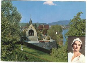 Switzerland, Chapelle commemorative de S.M. la Reine Astrid des Belges