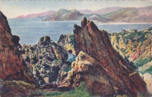 Calanches de PIANA et Golfe de PORTO , Corse , France , 1910s