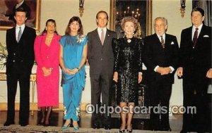 Monaco's Prince Rainier White House Unused