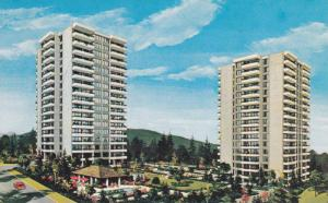 Vantage Point Condominium homes , North Burnaby , B.C. , Canada , 50-60s