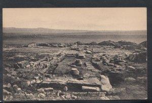 Northumberland Postcard - Pretorium Housesteads   RS12756