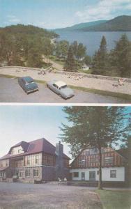 Manoir Pinoteau,  Mont Tremblant,  Quebec,  Canada,  PU_1960