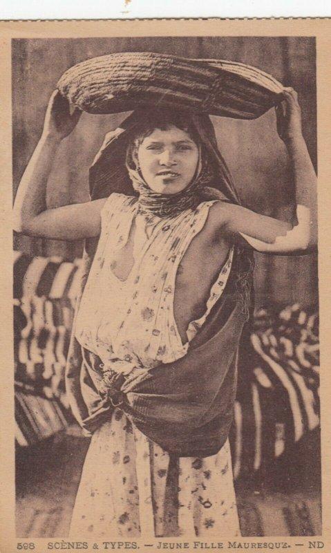 Jeune Fille Mauresquez , 00-10s