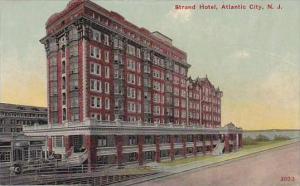 New Jersey Atlantic City Strand Hotel