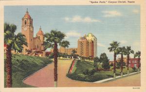 Spohn Park , CORPUS CHRISTI , Texas , 30-40s