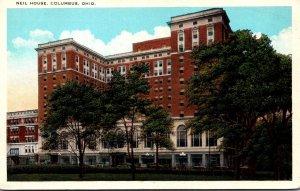 Ohio Columbus Neil House Hotel