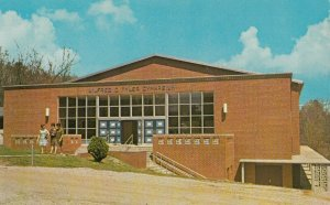BLUE MOUNTAIN , Mississippi, 1950-60s ; College
