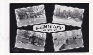 FALL CREEK, Wisconsin, 1940-1960's; Multiple Views of Millstream Cabins