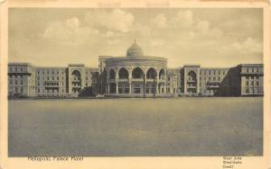 Egypt Heliopolis Palace Hotel, West Side, Ouest, West-Seite