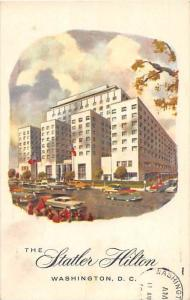 6845 Washington, D.C.  The Statler Hilton,