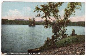 Norway, Me, Lake Pennesseewassee