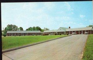 Maryland ~ UPPER MARLBORO Forest Hills Motel on US 301 (1965) Chrome 1950s-1970s
