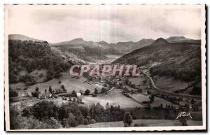 Modern Postcard Mont Dore General view
