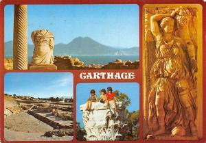 Tunisia Carthage sculpture art agriculture