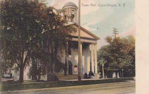 Canandaigua NY, New York - The Town Hall - DB