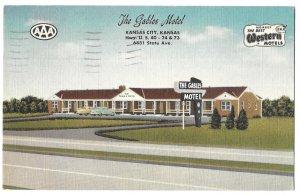 The Gables Best Western Motel, Kansas City, Kansas 1958 to Urbana, Illinois