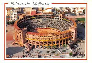 Spain Palma de Mallorca Plaza de Toros Vista aerea Bulldring Airview
