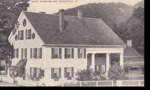 Vermont Woodstock White Cupboard Inn Artvue
