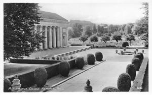 Marlborough College Memorial Hall