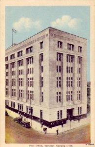 POST OFFICE WINDSOR ONTARIO CANADA 1939