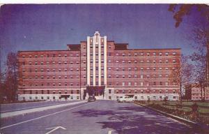 Hopital Ste Croix , DRUMMONDVILLE , Quebec, Canada , 40-60s