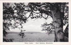 RP: Mary Lake , PORT SYDNEY , MUSKOKA , Ontario , Canada , 1948
