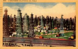 CA - Southern California Oil Field