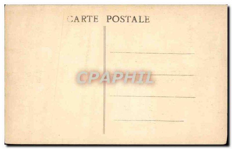 Postcard Toulon Old Gate I & # 39Arsenal