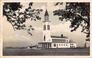 Olomouc Czech Republic Basilika Real Photo Antique Postcard J53926