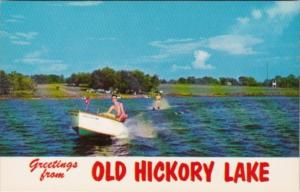 Greetings From Old Hickory Lake Tennessee