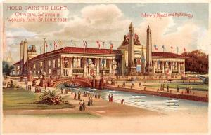 Worlds Fair, St Louis, MO USA 1904 Unused