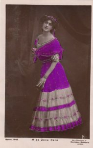 RP: Miss Zena Dare , 1907