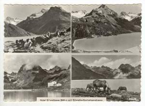 MULTIVIEW RP: Sites on Silvretta Hochalpenstrasse,Salzburg,Austria 1920-30s