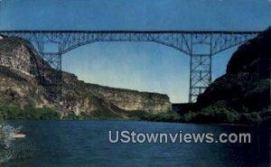 Perrine Memorial Bridge - Twin Falls, Idaho ID