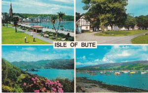 Post Card Scotland Argyll and Bute  Isle of Bute