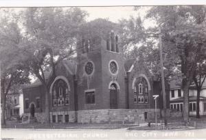 RP: SAC CITY , Iowa , 1930s-50s; Presbyterian Church