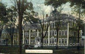 Broad Street Hospital in Oneida, New York
