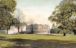 Kent, Aged Seamen's Home - Belvedere