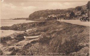 RP: MONTFORD , BUTE , Scotland , 1930s