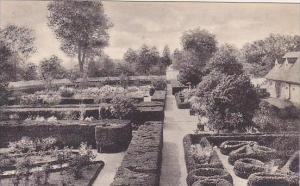 Virginia Mount Vernon Washington Family Home Flower Garden Looking West-Alber...