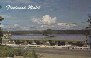 Fleetwood Motel, Campbell River, British Columbia, Canada, 40-60´s