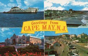 NJ - Cape May, Multi-View