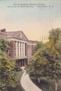McIver Building, Woman's College, University Of North Carolina, Greensboro, N...