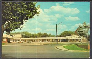 Colonial Motel,Restaurant and Beauty Parlor,Hopkinsville,KY BIN